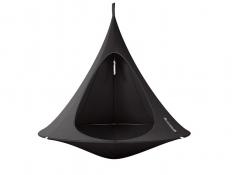 Namiot wiszący, Jednoosobowy - czarny(8)