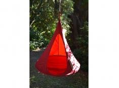 Namiot wiszący, Jednoosobowy - Chili Red(5)