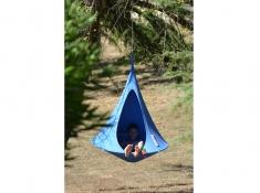 Namiot wiszący, Jednoosobowy - Sky Blue(4)