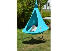 Namiot wiszący, Jednoosobowy - Turquoise(010)