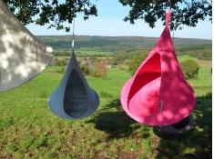 Namiot wiszący, Jednoosobowy