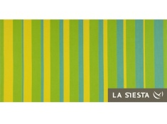 Fotel hamakowy Sonrisa C14, SNC14 - zielono-żółty(4)