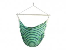 Fotel hamakowy z zestawem montażowym, Bench De Luxe + F3 - zielony(149)