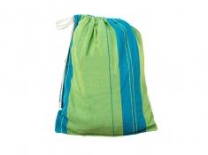 Hamak dwuosobowy, Santana - niebiesko-zielony(Green)