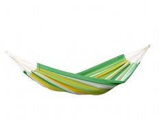 Hamak jednoosobowy, Lambada - zielono-żółty(Apple)