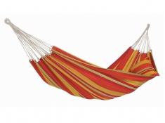 Hamak jednoosobowy, Lambada - czerwono-żółty(Mango)