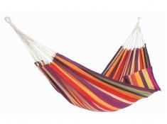 Hamak jednoosobowy, Lambada - kolorowy(Tropical)