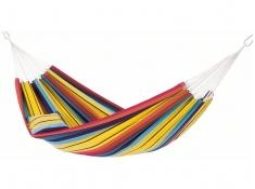 Hamak dwuosobowy, Barbados - Kolorowy(Rainbow)