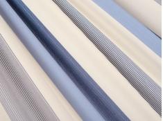 Hamak dwuosobowy Brisa H160, BRH16 - niebiesko-biały(13)