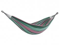 Brazilian Hamak dwuosobowy, BRAZ2 - różowo-zielony(35)