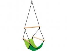 Fotel hamakowy dla dzieci, Kids Swinger - zielony(Green)