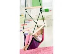 Fotel hamakowy dla dzieci, Kids Swinger - różowy(Pink)