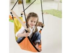 Fotel hamakowy dla dzieci, Kids Swinger - żółty(Yellow)