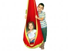Fotel hamakowy dla dzieci + zestaw montażowy