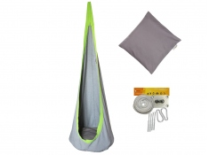 Fotel hamakowy dla dzieci + zestaw montażowy z poduszką, FHD-B