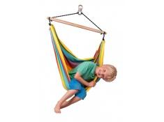Fotel hamakowy dla dzieci IRI, IRC11 - kolorowy(5)