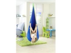 Fotel hamakowy dla dzieci JOKI, JOD70 - Niebieski / turkusowy(34)