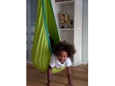 Fotel hamakowy dla dzieci JOKI, JOD70 - Zielony(44)