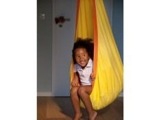 Fotel hamakowy dla dzieci JOKI, JOD70 - Pomarańczowy(52)