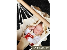 Hamak dla niemowlaka Yayita, YABN - ecru(1)