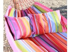 Hängematte breit, HW - regenbogenfarben(239)