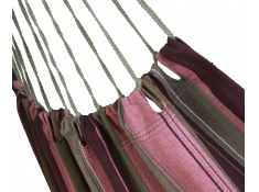 Hängematte breit, HW - Aubergine(255)