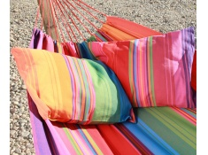 Hängematte breit, HW - Regenbogenfarben(272)