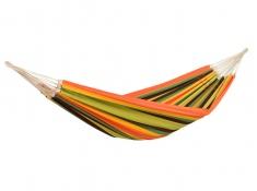 Hamak rodzinny, Paradiso - pomarańczowo-zielony(Esmeralda)