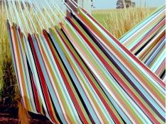 Dwuosobowy hamak Poly, BZPOLY - Kolorowy(10)