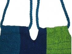 Hamak z poduszką, Ipanema + PZS - 312 - Niebieski(312)