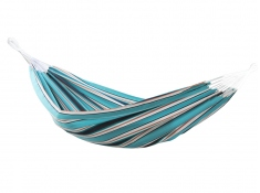 Dwuosobowy hamak Sunbrella, BZSUN - niebiesko-biały(06)