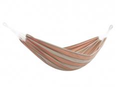 Dwuosobowy hamak Sunbrella, BZSUN - pomarańczowo-szary(10)