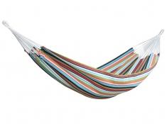 Dwuosobowy hamak Sunbrella, BZSUN - czerwono-niebieski(07)