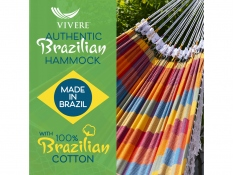 Authentic Brazilian Hamak, BRAZ3 - carnival(01)