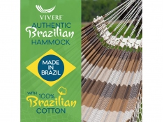 Authentic Brazilian Hamak, BRAZ3 - brazilwood(03)
