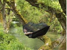 Hamak turystyczny, Moskito-Traveller Extreme - Czarny(Extreme)