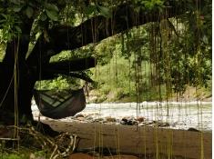 Hamak turystyczny, Adventure Moskito Hammock Thermo - Brązowy(Thermo)