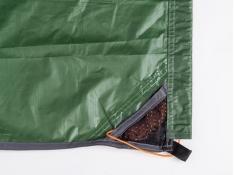 Podkład hamakowy, Hammock floor - Zielony(zielony)