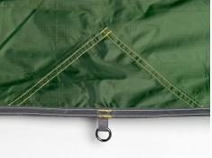 Zadaszenie do hamaka, Traveller Tarp XXL - zielony(Zielony)