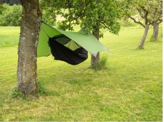Zadaszenie do hamaka, Traveller Tarp - Zielony(Zielony)
