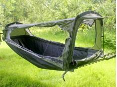 Namiot hamakowy 1-osobowy, Crua Hybrid CH-03