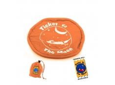 Kieszonkowy dysk latający, Kieszonkowy dysk latający - pomarańczowy(35)