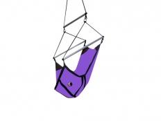 Fotel księżycowy dla dzieci, Kids Moon Chair - Fioletowy(30/30)