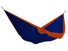 Hamak jednoosobowy, THC-(2) - pomarańczowo-niebieski(39/35)