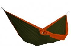 Hamak jednoosobowy, THC-(2) - pomarańczowo-zielony(05/35)