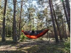 Hamak, DRAKA - Pine Amber(3)