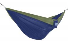 Hamak turystyczny dwuosobowy Parachute, PAR2 - zielono-niebieski(1)