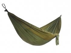 Hamak jednoosobowy, Cocoon - zielono-oliwkowy(921925)