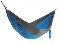 Hamak jednoosobowy, Cocoon - szaro-niebieski(0921926)