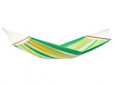 Hamak z drążkiem, Brasilia - zielono-żółty(Apple)